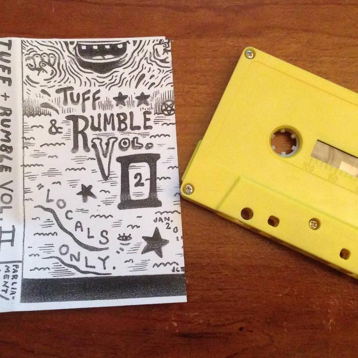 Tuff+Rumble Vol. 2 cover art