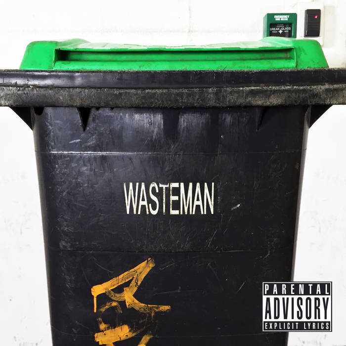 WASTEMANISM EP cover art