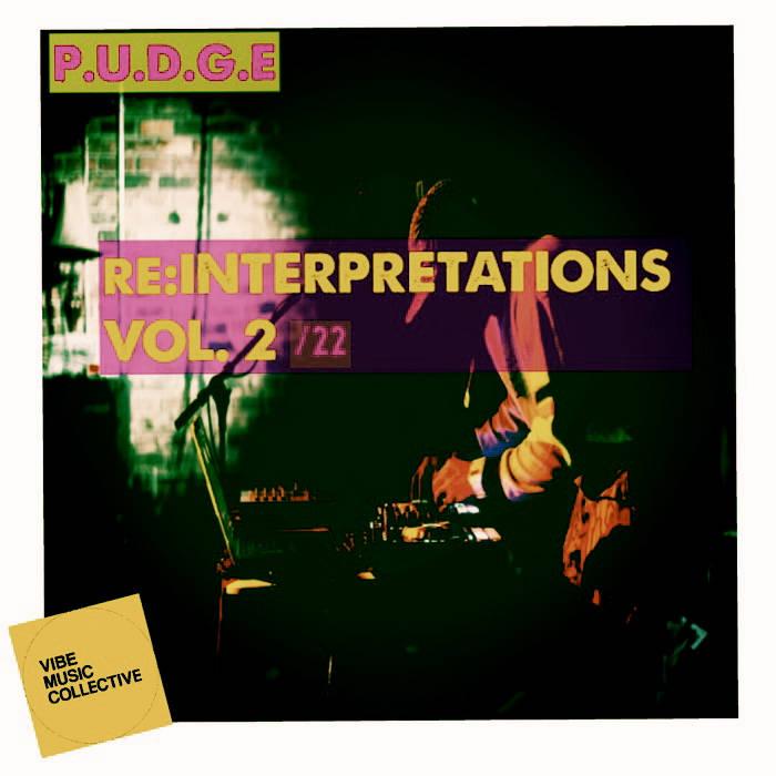 RE:INTERPRETATIONS vol.2 cover art