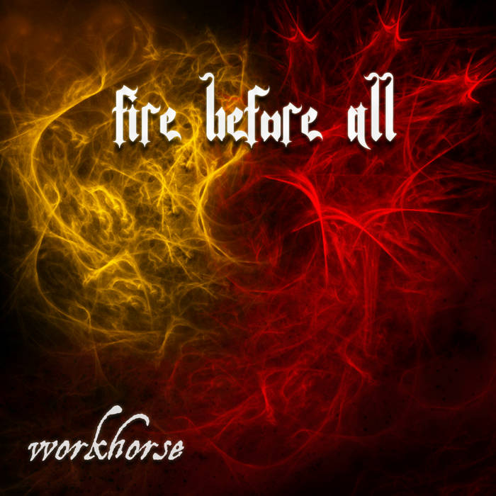 Fire Before All cover art