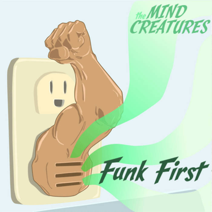 Funk First cover art