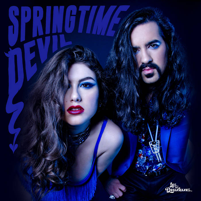 Springtime Devil - Single cover art