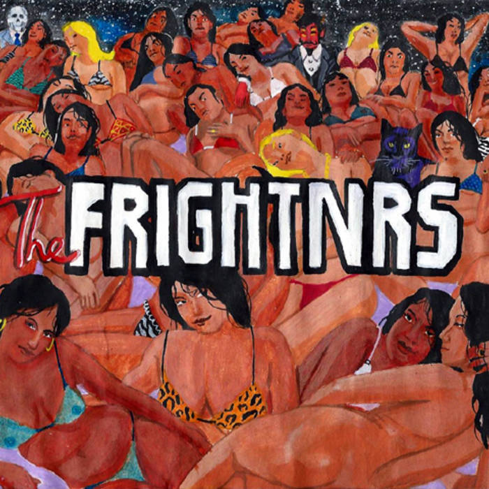the FRIGHTNRS cover art