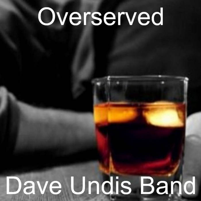 Overserved cover art