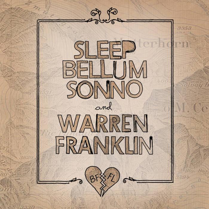 Split Series #1 : Warren Franklin cover art