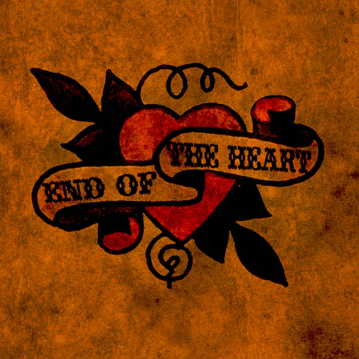 END OF THE HEART cover art