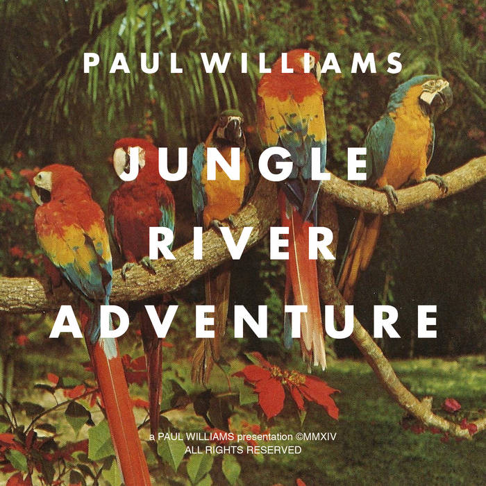 Jungle River Adventure cover art