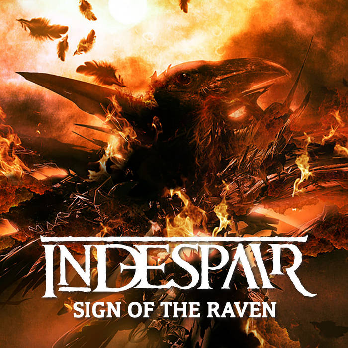 Sign of the Raven EP cover art