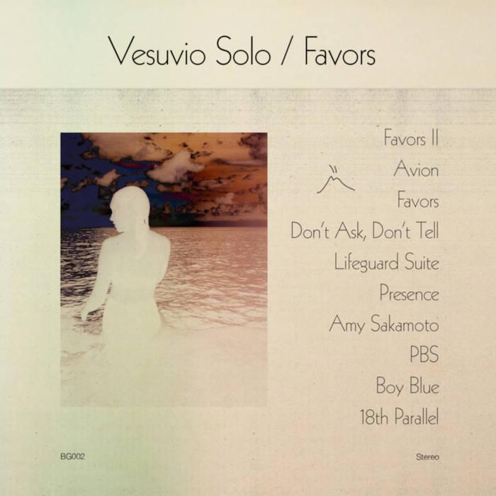 Favors cover art
