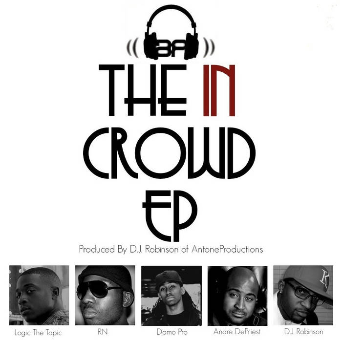 The In Crowd EP cover art