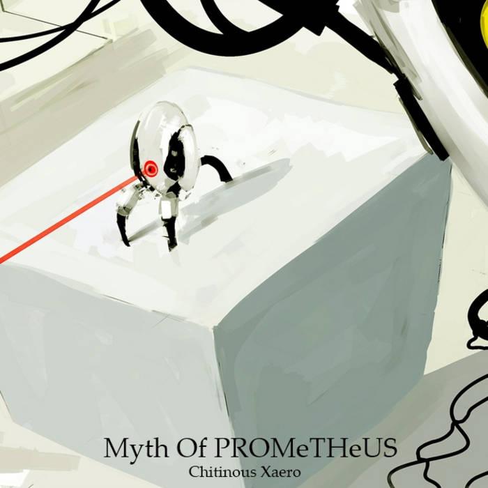Myth Of PROMeTHeUS cover art