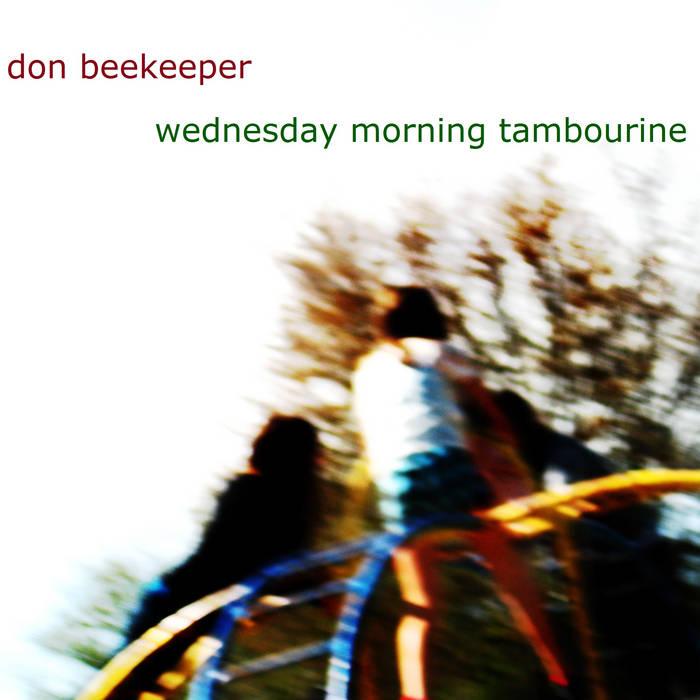 wednesday morning tambourine cover art