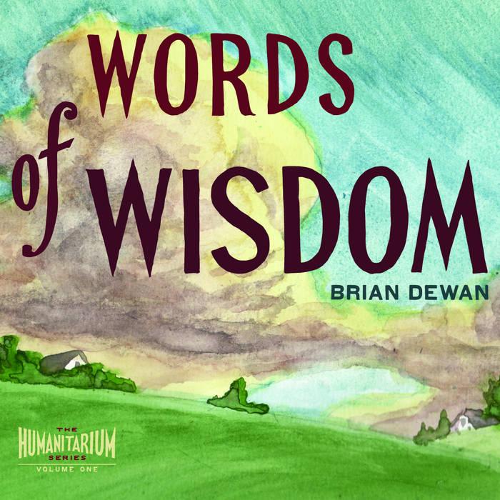 Words Of Wisdom cover art