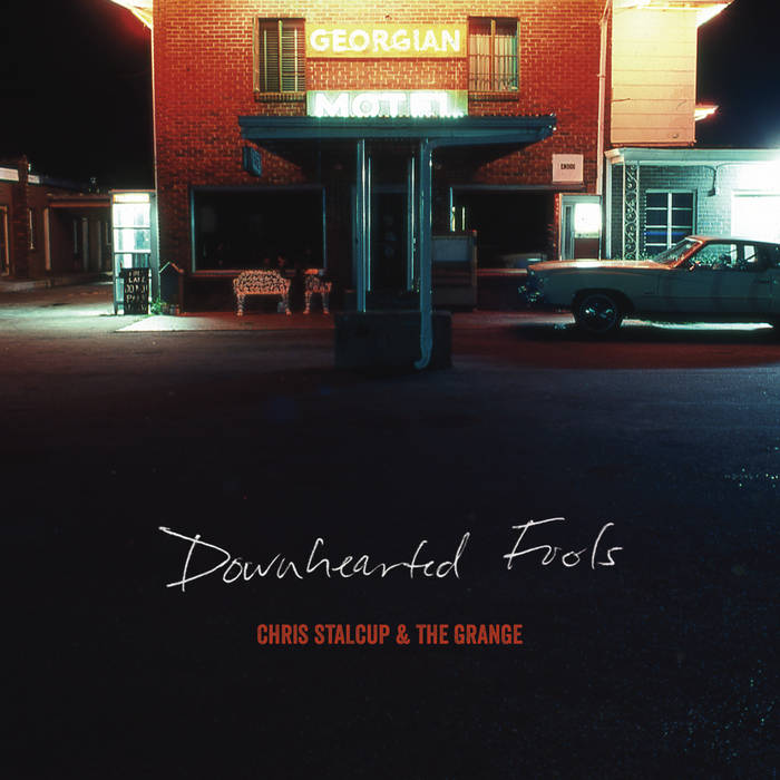 Downhearted Fools cover art