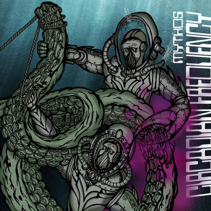 MYTHOS EP (Vol.2) cover art