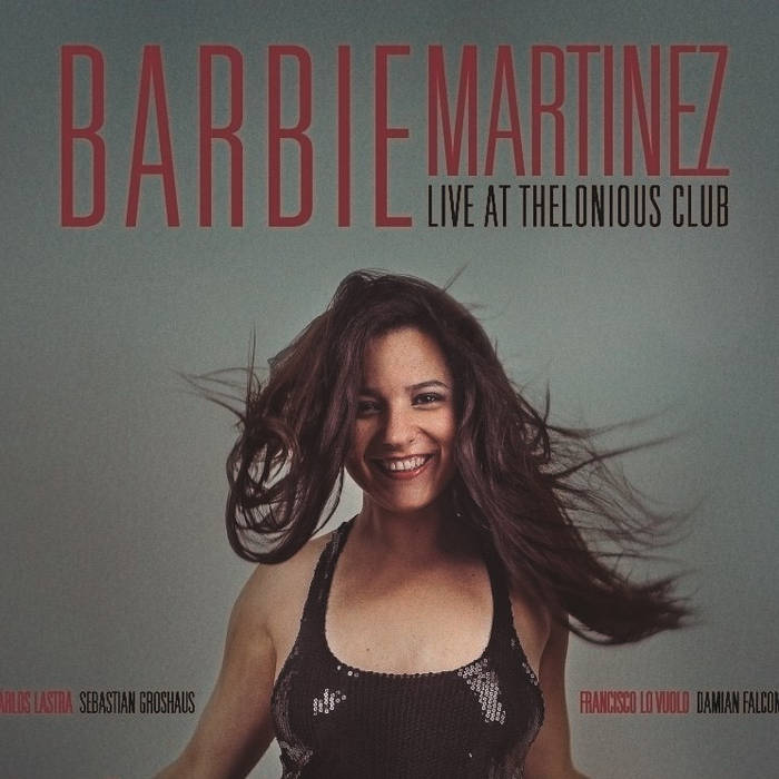 Barbie Martinez Live at Thelonious Club cover art