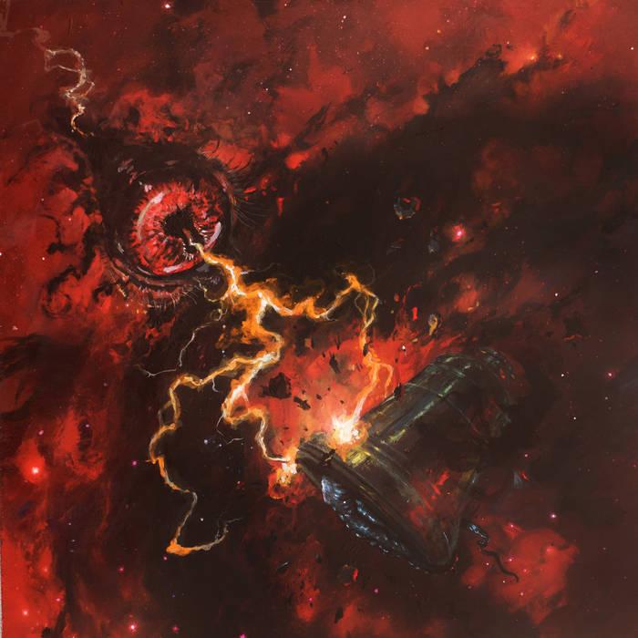 Resonance: Crimson Void cover art