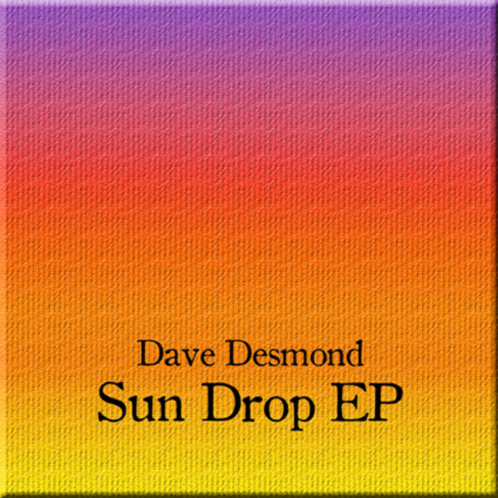 Sun Drop EP cover art