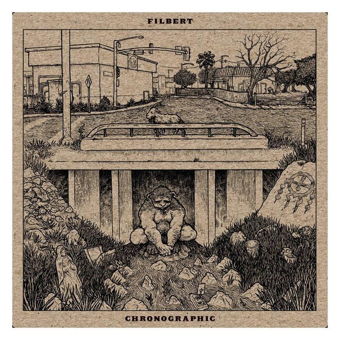 Chronographic cover art