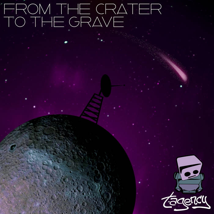 From The Crater To The Grave cover art