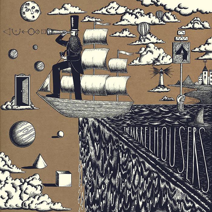 THE BARRELHOUSERS cover art