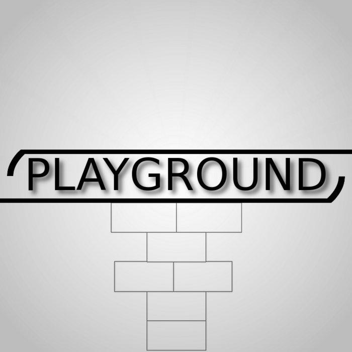 Playground EP cover art