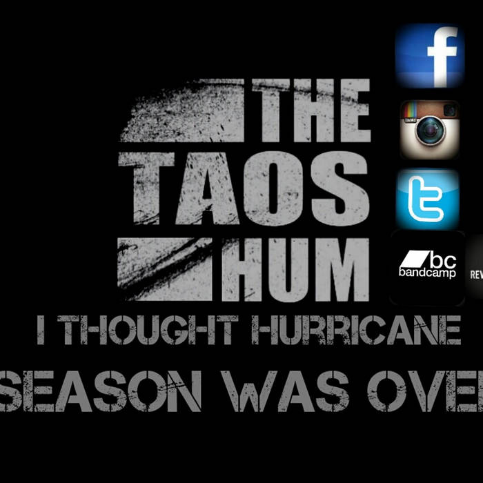 I Thought Hurricane Season Was Over cover art