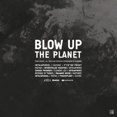 BLOW UP THE PLANET main photo
