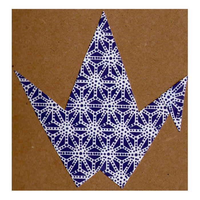Origami Crane cover art