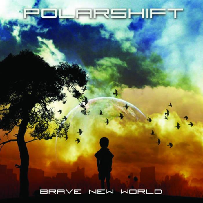 Brave New World EP cover art