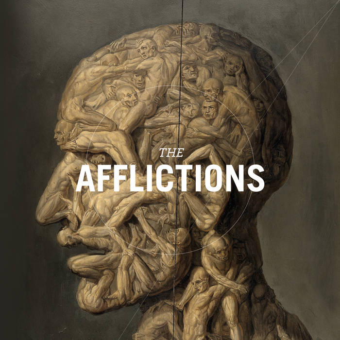 The Afflictions: Audiobook cover art