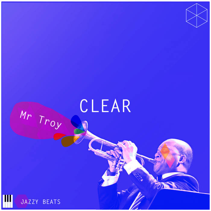 Clear cover art
