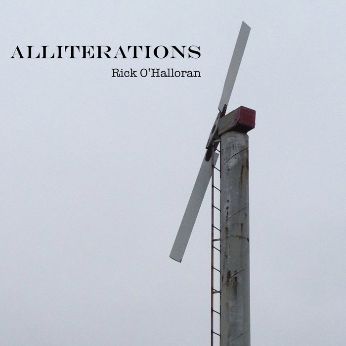 Alliterations cover art