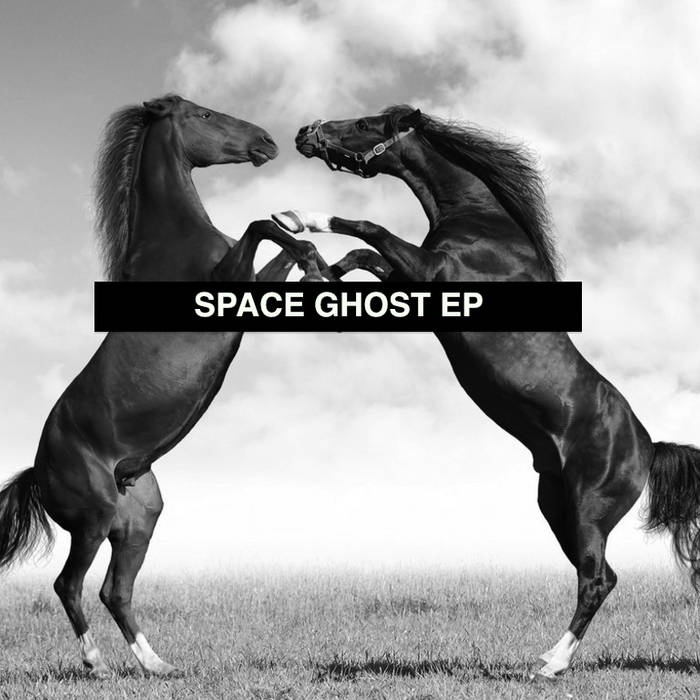 Space Ghost EP cover art