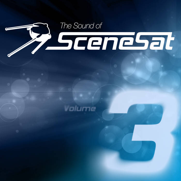 The Sound of SceneSat Volume 3 cover art