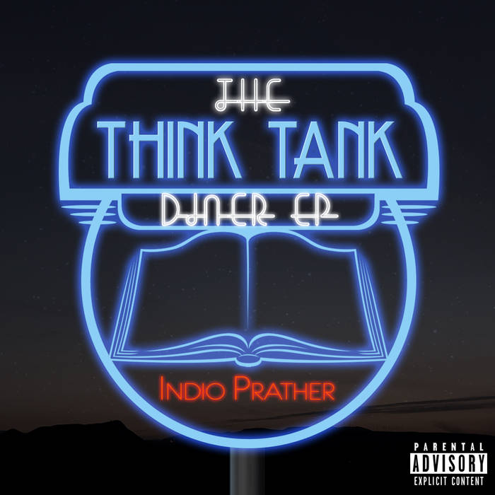 Think Tank Diner EP cover art