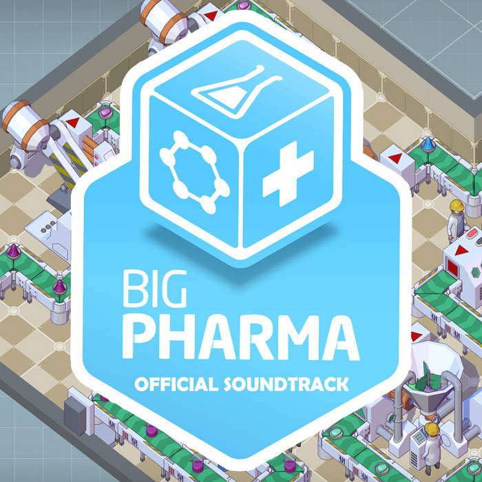 Big Pharma Official Videogame Soundtrack cover art
