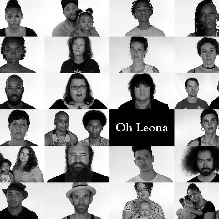 Oh Leona cover art