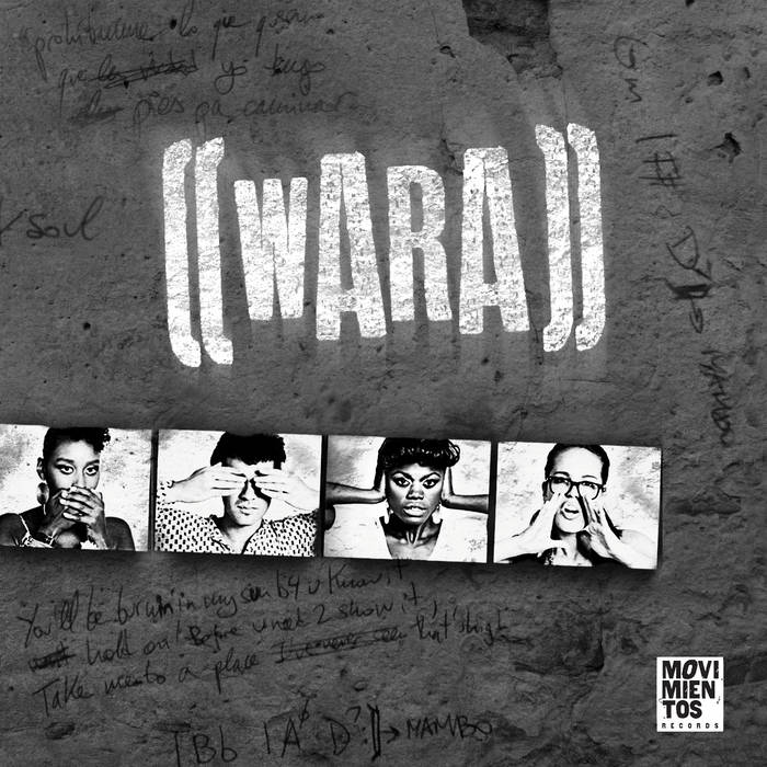 WARA EP cover art
