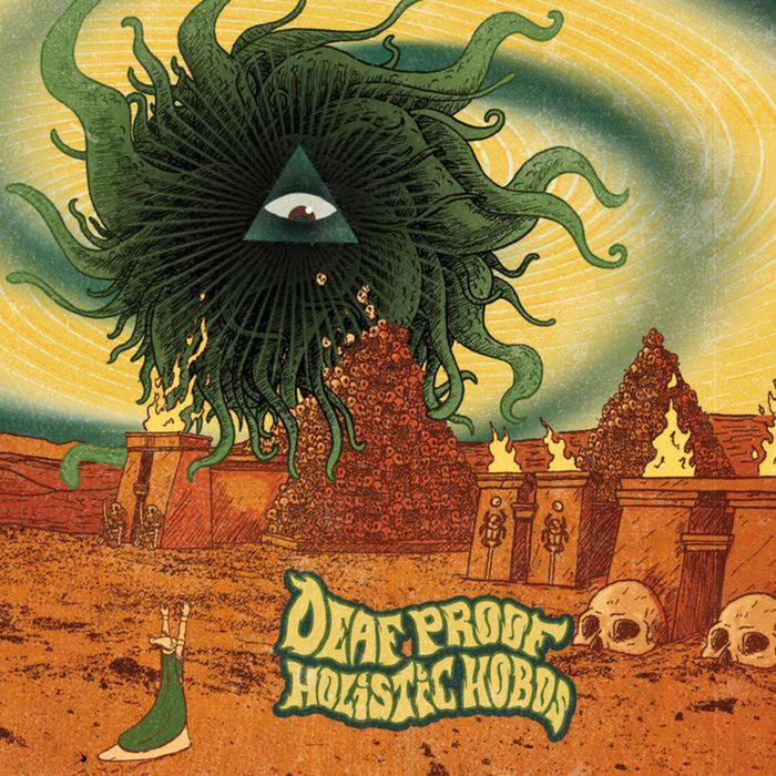 Deaf Proof / Holistic Hobos Split cover art