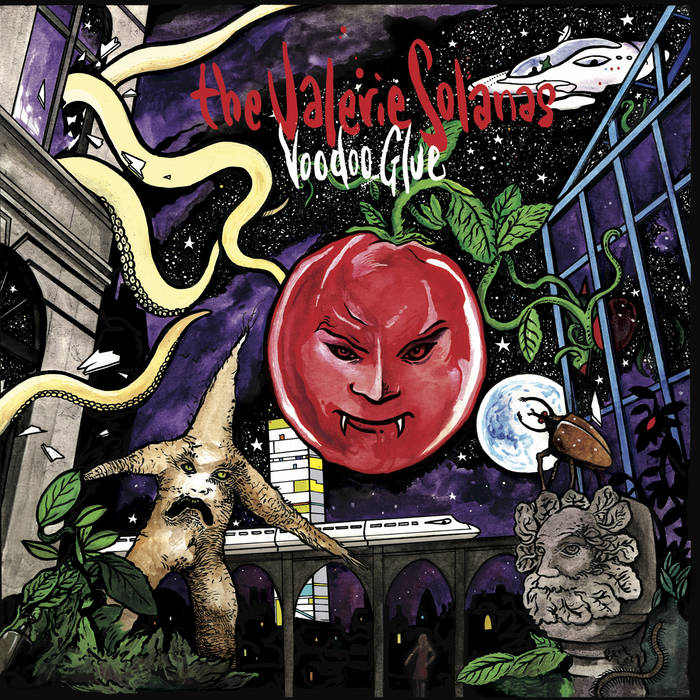 Voodoo Glue cover art