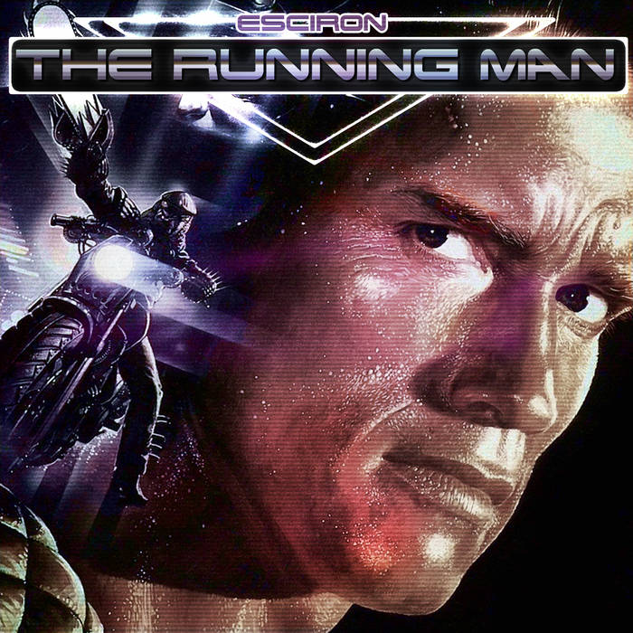 The Running Man cover art