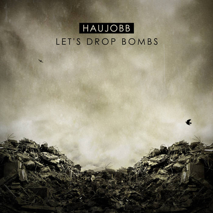 Let´s Drop Bombs cover art