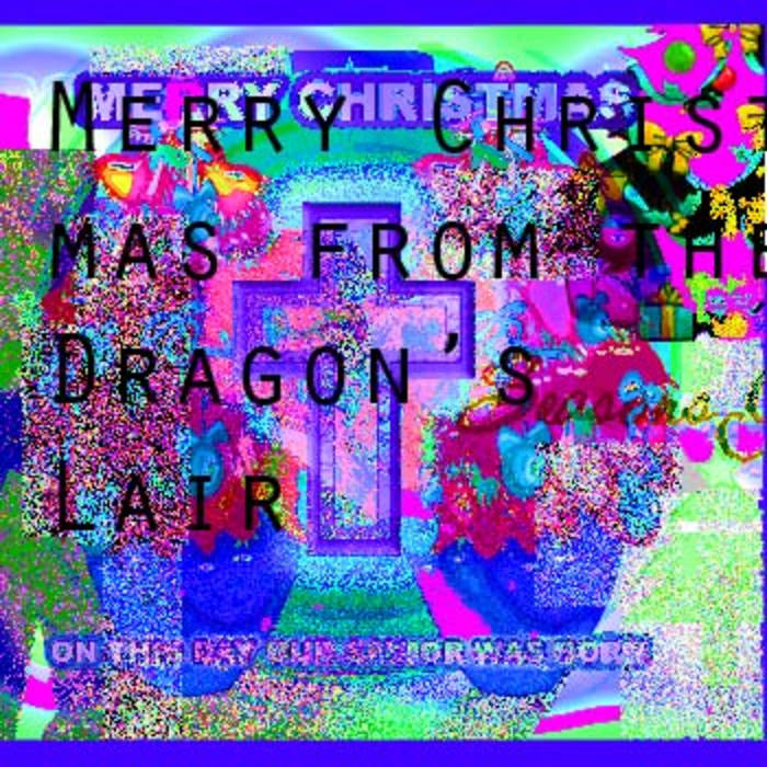 Merry Christmas From the Dragon's Lair cover art