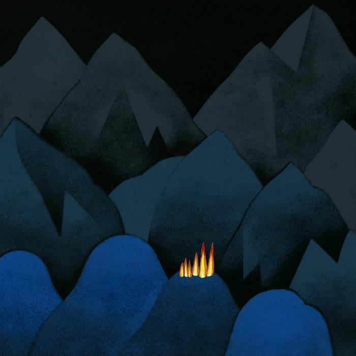 SEABUCKTHORN - The Silence Woke Me cover art