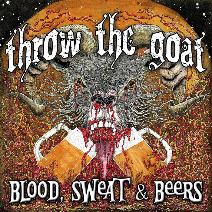 Blood, Sweat & Beers cover art