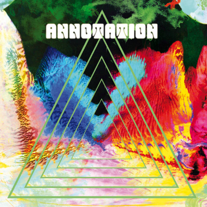 """Annotation - s/t 7"""" cover art"""