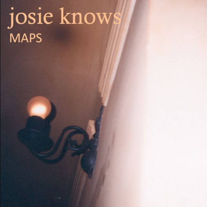 Maps EP cover art