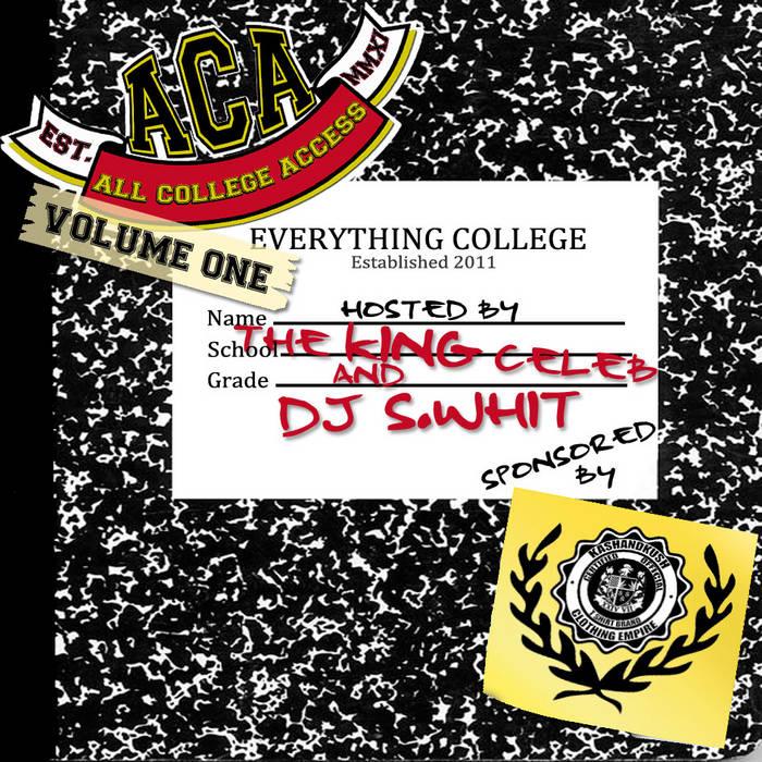 All College Access Vol. 1 cover art