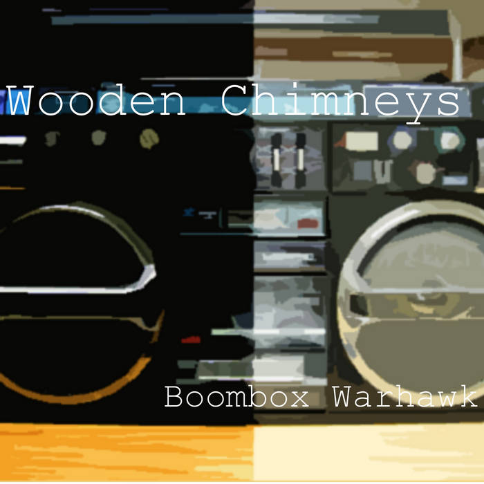 Boombox Warhawk cover art